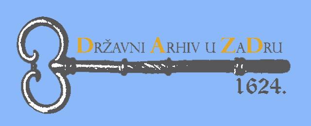 Vodič Arhiva Zadarske nadbiskupije